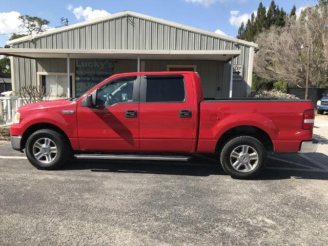 2007 Ford F-150 Lariat Pickup 4D 6 1/2 ft - North Fort Myers FL