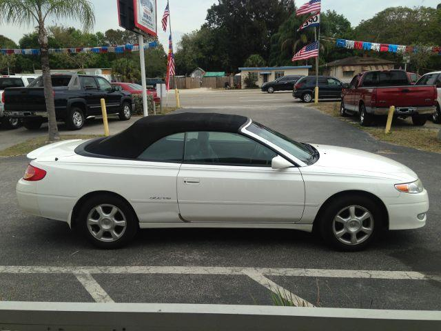 2002 Toyota Camry Solara SLE Convertible 2D - North Fort Myers FL