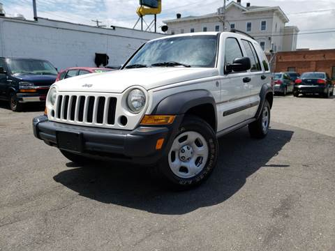 2007 Jeep Liberty for sale in Bridgeport, CT