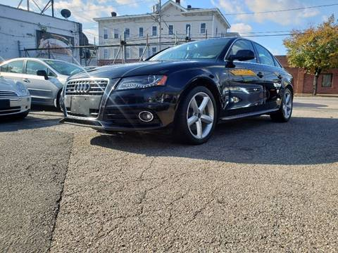 2012 Audi A4 for sale in Bridgeport, CT