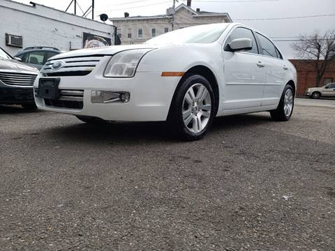 2007 Ford Fusion for sale in Bridgeport, CT