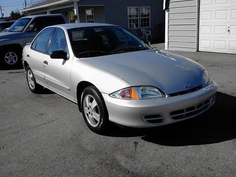 2001 Chevrolet Cavalier for sale in Lenoir City, TN
