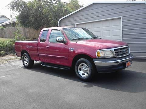 2000 Ford F-150 for sale in Lenoir City, TN