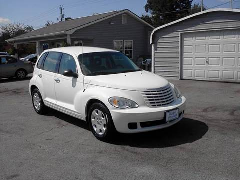 2008 Chrysler PT Cruiser for sale at Marty's Auto Sales in Lenoir City TN