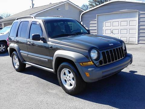 2006 Jeep Liberty for sale in Lenoir City, TN