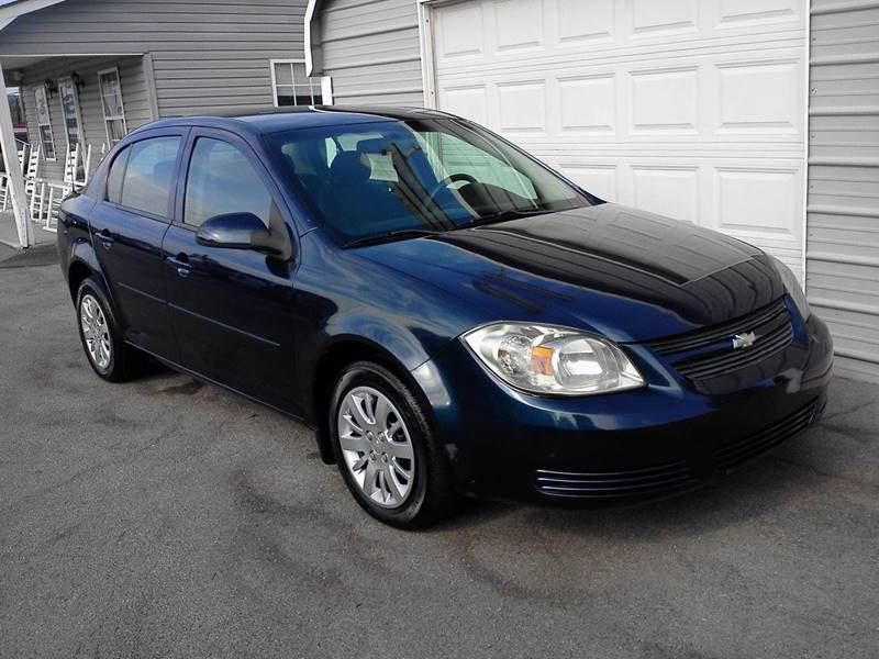 2010 Chevrolet Cobalt for sale at Marty's Auto Sales in Lenoir City TN
