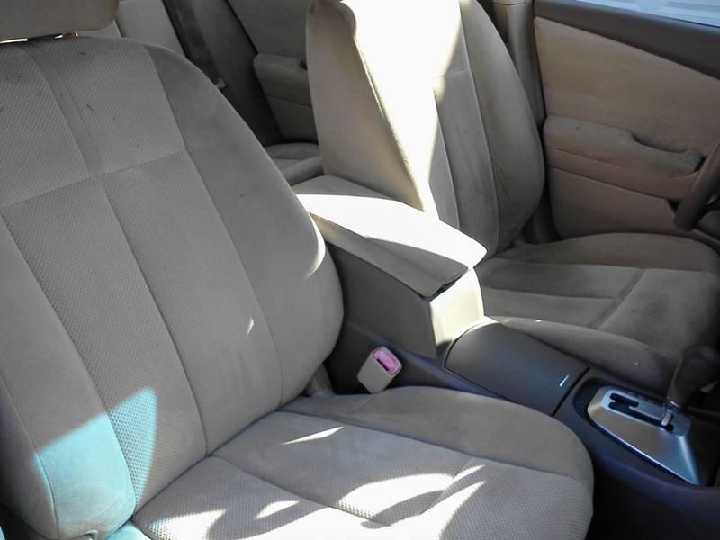 2008 Nissan Altima 2.5 S 4dr Sedan CVT - Lenoir City TN
