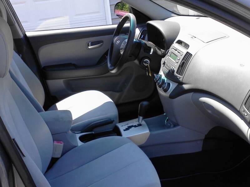 2009 Hyundai Elantra GLS 4dr Sedan 4A - Lenoir City TN