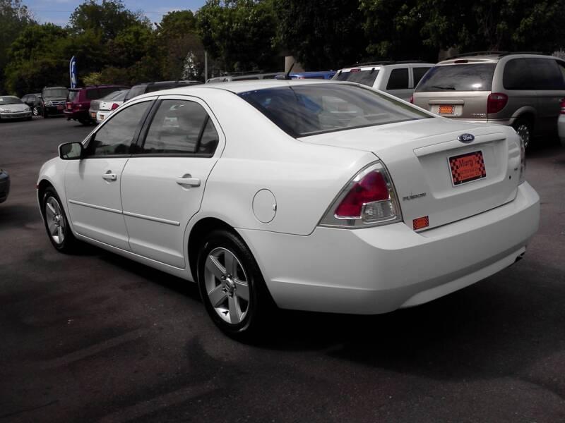 2007 Ford Fusion I-4 SE 4dr Sedan - Lenoir City TN
