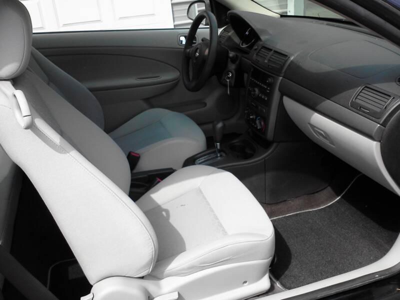 2007 Chevrolet Cobalt LS 2dr Coupe - Lenoir City TN