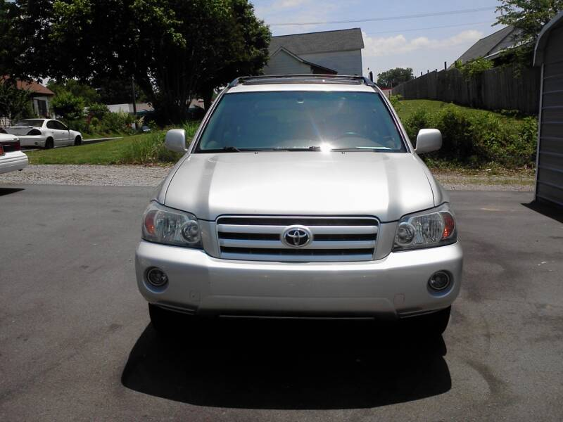 2006 Toyota Highlander AWD Limited 4dr SUV w/3rd Row - Lenoir City TN