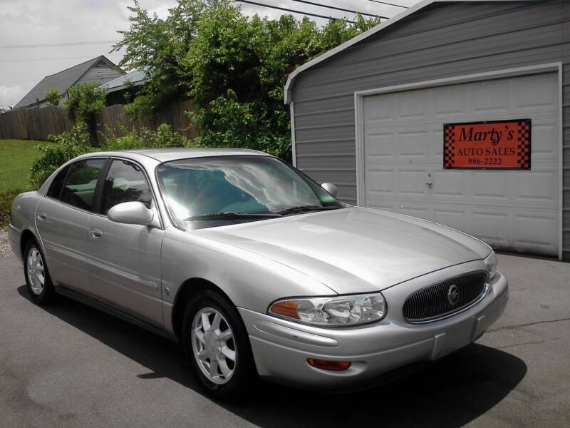 2004 buick lesabre limited 4dr sedan in lenoir city tn marty s auto sales 2004 buick lesabre limited 4dr sedan in
