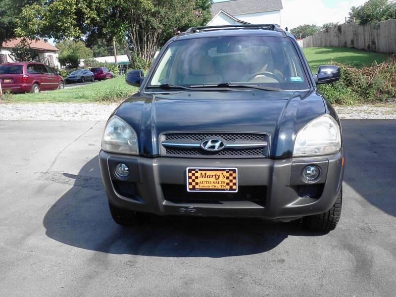 2007 Hyundai Tucson SE 4dr SUV - Lenoir City TN
