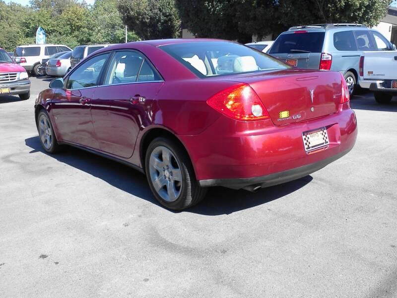 2008 Pontiac G6 4dr Sedan - Lenoir City TN