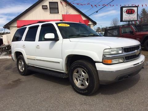 2004 Chevrolet Tahoe for sale in Plaistow, NH