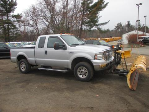 2005 Ford F-250 Super Duty for sale in Plaistow, NH