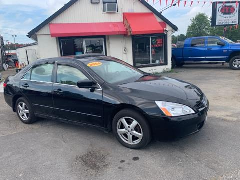 2004 Honda Accord for sale in Plaistow, NH