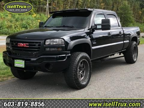 2006 GMC Sierra 2500HD for sale in Plaistow, NH