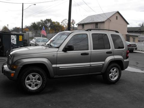 2006 Jeep Liberty for sale at Lebo's Auto Sales LLC in Carlisle PA