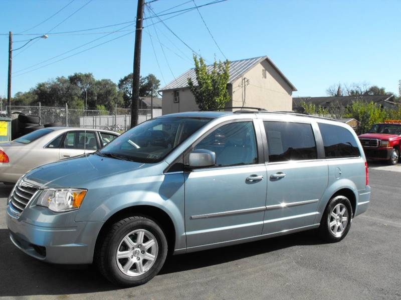 2010 Chrysler Town and Country for sale at Lebo's Auto Sales LLC in Carlisle PA