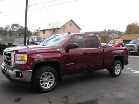 2014 GMC Sierra 1500 for sale at Lebo's Auto Sales LLC in Carlisle PA