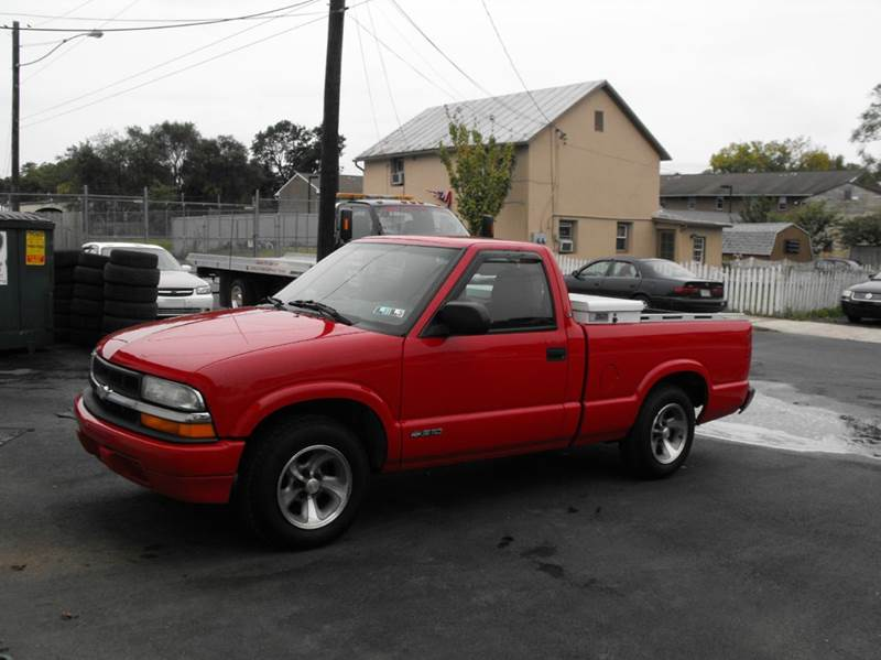 2001 Chevrolet S-10 for sale at Lebo's Auto Sales LLC in Carlisle PA