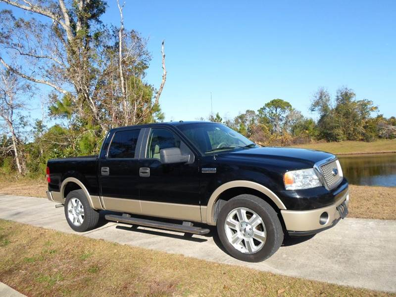 2007 Ford F-150 for sale at Hamilton Auto Sales INC in Port Orange FL