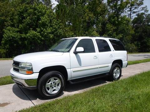 2004 Chevrolet Tahoe for sale at Hamilton Auto Sales INC in Port Orange FL