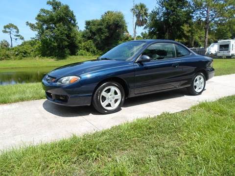 2003 Ford Escort for sale at Hamilton Auto Sales INC in Port Orange FL
