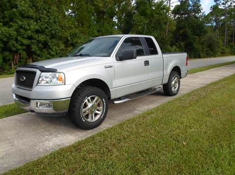 2005 Ford F-150 for sale at Hamilton Auto Sales INC in Port Orange FL