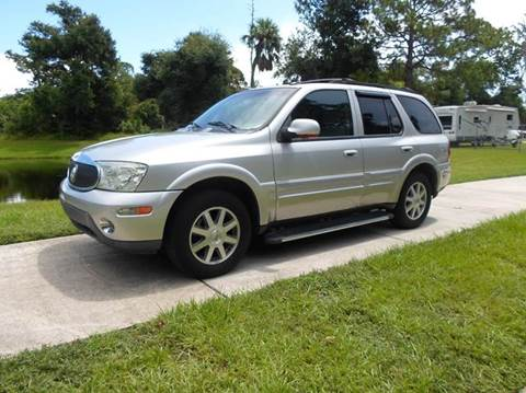 2004 Buick Rainier for sale at Hamilton Auto Sales INC in Port Orange FL