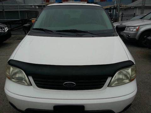 2001 Ford Windstar for sale at U.S. Auto Group in Chicago IL