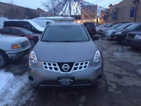 2012 Nissan Rogue for sale at U.S. Auto Group in Chicago IL