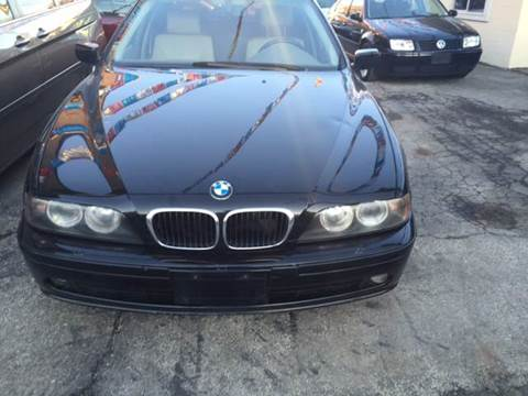 2001 BMW 5 Series for sale at U.S. Auto Group in Chicago IL