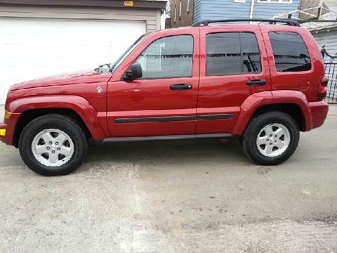 2007 Jeep Liberty for sale at U.S. Auto Group in Chicago IL