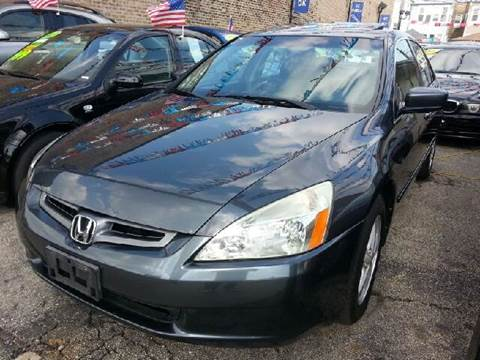 2004 Honda Accord for sale at U.S. Auto Group in Chicago IL