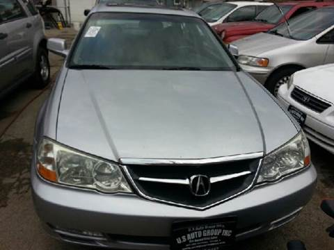 2003 Acura TL for sale at U.S. Auto Group in Chicago IL