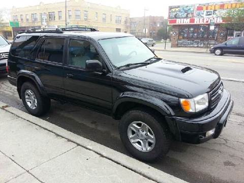 2000 Toyota 4Runner for sale at U.S. Auto Group in Chicago IL