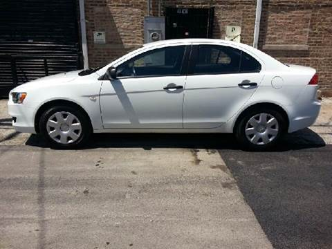 2009 Mitsubishi Lancer for sale at U.S. Auto Group in Chicago IL