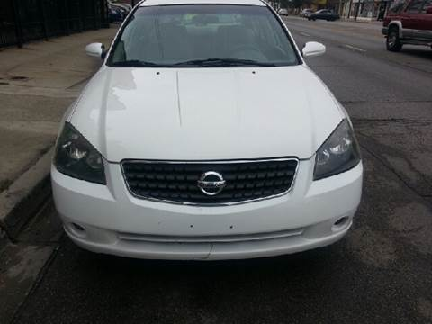 2005 Nissan Altima for sale at U.S. Auto Group in Chicago IL