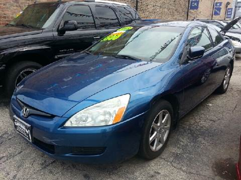 2003 Honda Accord for sale at U.S. Auto Group in Chicago IL