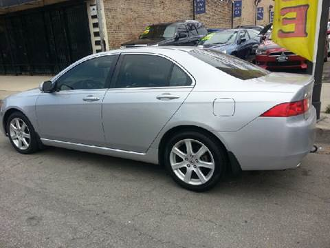 2005 Acura TSX for sale at U.S. Auto Group in Chicago IL