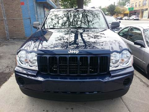 2005 Jeep Grand Cherokee for sale at U.S. Auto Group in Chicago IL