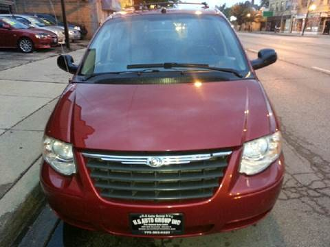 2005 Chrysler Town and Country for sale at U.S. Auto Group in Chicago IL