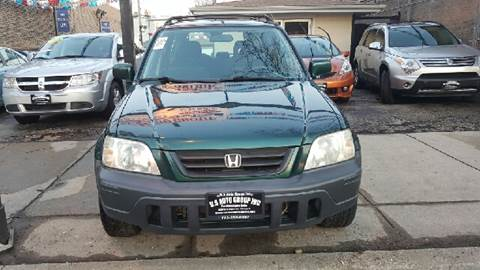 2001 Honda CR-V for sale at U.S. Auto Group in Chicago IL