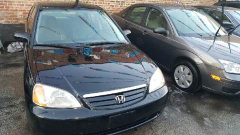 2001 Honda Civic for sale at U.S. Auto Group in Chicago IL