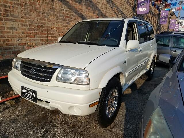 2002 Suzuki XL7 for sale at U.S. Auto Group in Chicago IL
