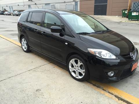 2008 Mazda MAZDA5 for sale at U.S. Auto Group in Chicago IL