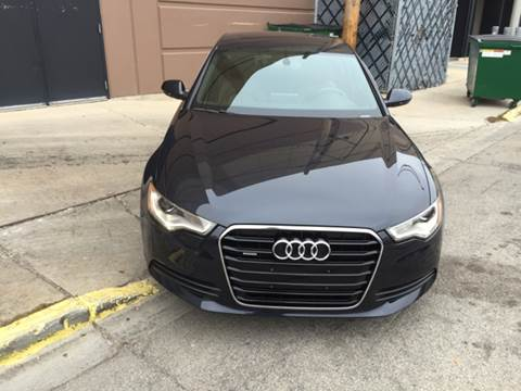 2014 Audi A6 for sale at U.S. Auto Group in Chicago IL
