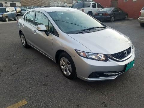 2013 Honda Civic for sale at U.S. Auto Group in Chicago IL